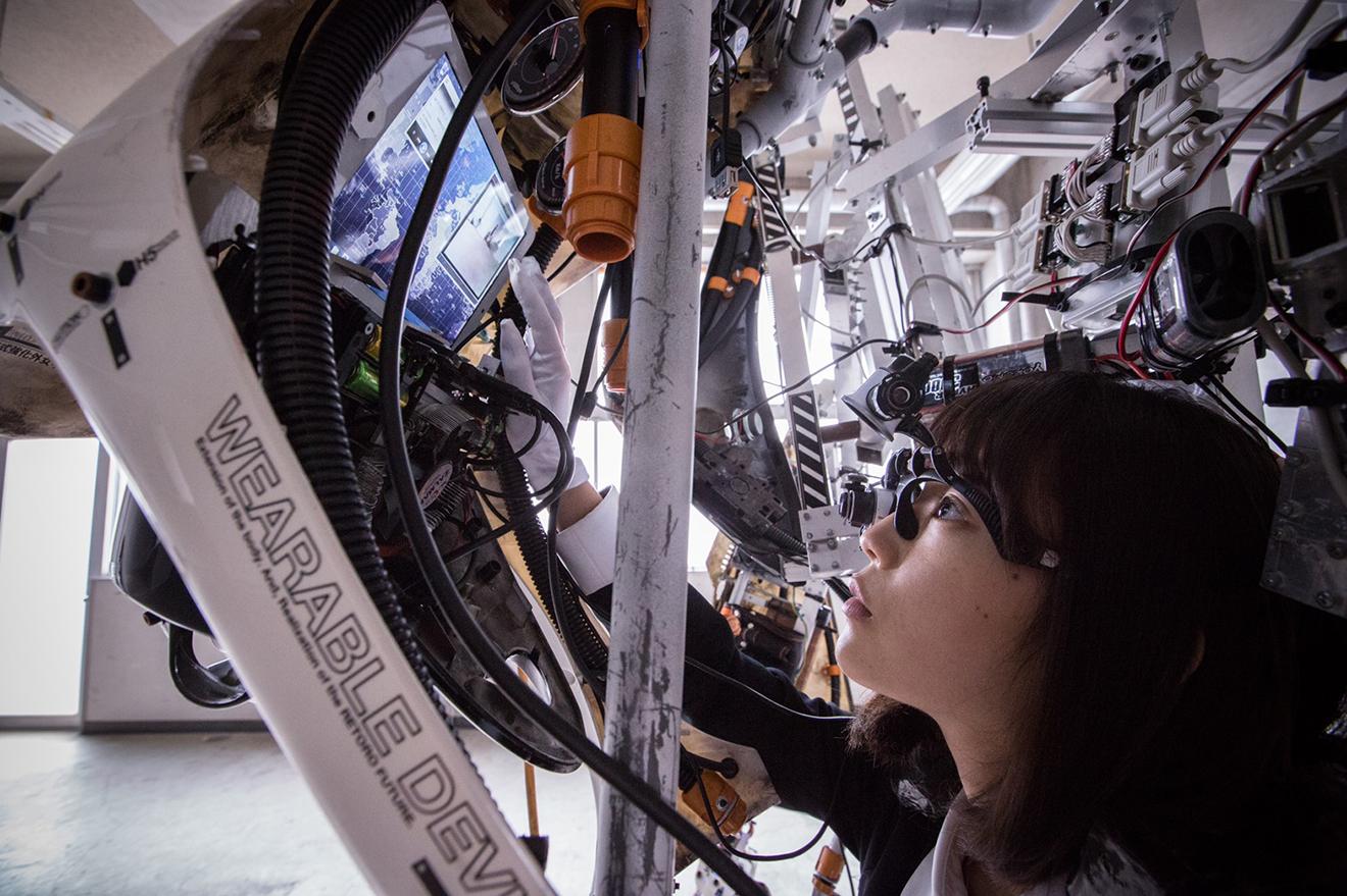 "IKEUCHI AND skeletonics collaboration MPS-15sk""Multi"""